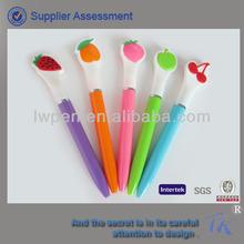 Promotional Fruit Plastic Pen