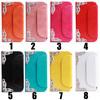 2014 Wholesale Fashion Rhinestone Phone Case,Wallet Leather Case For Iphone 5c