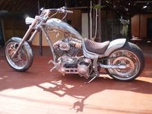 Harley Davidson 2007 Custom Chopper SS 1800cc With Green Book