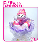Rabbit Toy Flower Gift Items Low Cost
