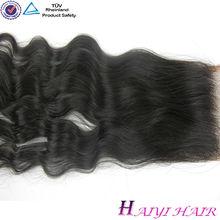 Direct Hair Factory Closure in Stock U Part Lace Closure