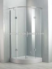 easy access hinge door ideal 6mm glass shower enclosure