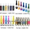 electronic cigarettes fresh 2.65$ protank atomizer with 2 coils