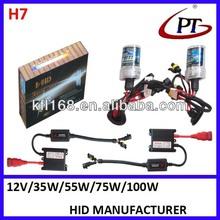 car hid xenon bulb H7 conversion kit