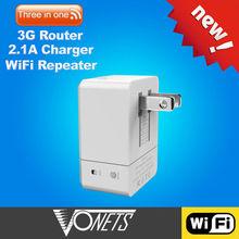 2014 hotsale VONETS VRP150 adsl wireless router modem 3g