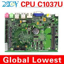 Highest cost effective C1037U computer motherboard, Micro pc motherboard, Laptop Mainboard