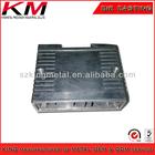 die cast or zinc casting aluminum housings electronic enclosures