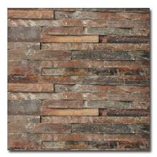 natural slate brown color stacked slate