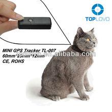 factory gps cat tracking collars, micro cat gps tracker, mini gps tracker for cat