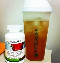 Herbalife Herbal Tea energy drink