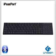 iPazzPort mini external keyboards bluetooth laptop keyboard from factory