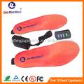 3.7 aquecimento volts espessura palmilha de calçados