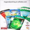 Good quality popular custom clear english learning cards