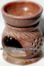 diffusore aromaterapia naturale fatti a mano in pietra ollare