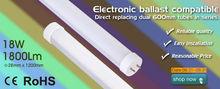 Compatible TRIDONIC ballast led tube lighting