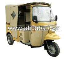 PK Delux Minicab (4-Stroke Auto Rickshaw)