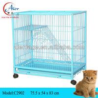 metal cat house/ indoor cat cages
