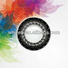 WEB001 Hot sale korea luxury color contact lens,sclera contact lenses full eye 14.5mm