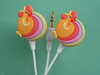 free sample new design best quality earphone for mp4