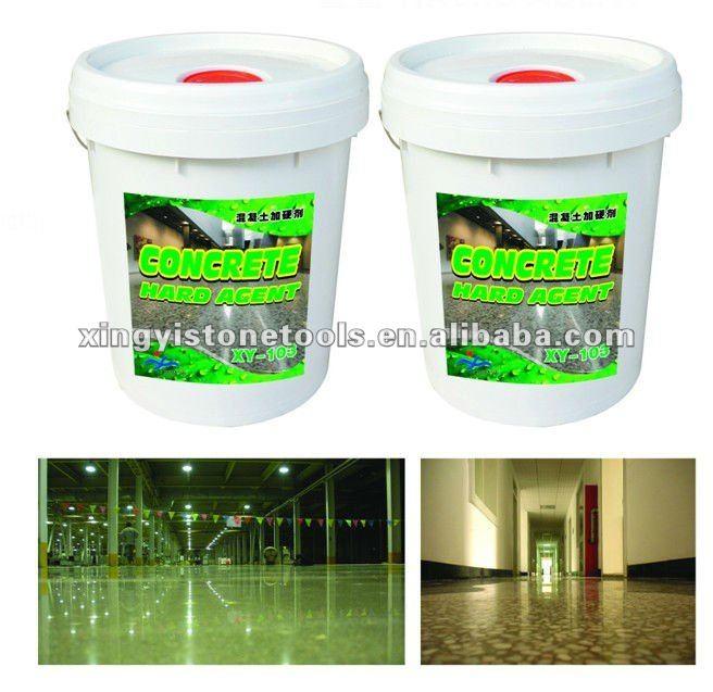 surface hardener for concrete
