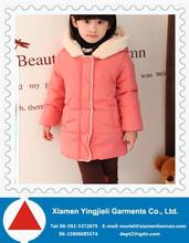 2012 fashion design lovely winter jacket