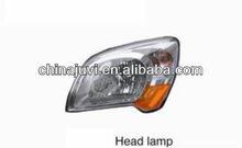 High Quality/cheap halogen Auto head lamp crystal for KIA Sportage