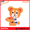 Pvc Plastic Inflatable Baby Toy for Advertising
