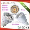 Dimmable small led spot light cree gu10 bulb 6w cob led spotlight