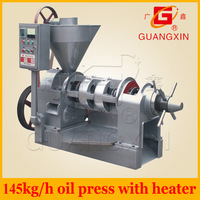 automatic electric heating copra coconut oil mill
