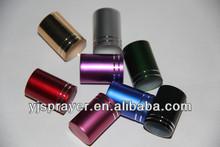 perfume cap aluminum screw