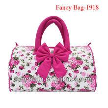 fashion cotton dance competition travel bag