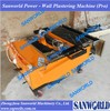 Robot plastering machine/Wall plastering machine - Sanworld Power (Pro)