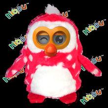 High Quality Hot Sale New Design Custom Musical Interactive Plush Toy Animal Plush Stuffed Toy