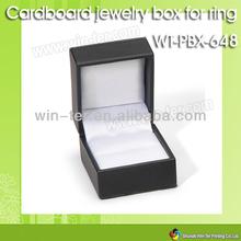 WT-JBX-648 jewelry box velvet inserts