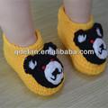 uncinetto fatto a mano scarpe di cotone bambini
