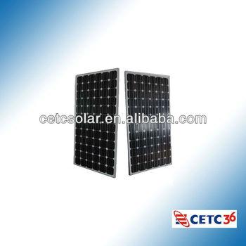 Solar cells efficiency to 17.6% & reasonable price suntech solar panel 250w
