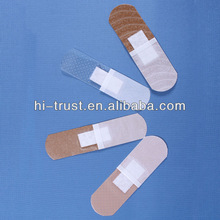 disposable waterpoof fabric wound bandage with CE,ISO approval