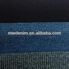 Quality products indigo knit denim fabric raw material