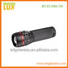 bailong flashlight zoom cree led bulb