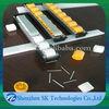 metal frame roller track/plastic roller wheel