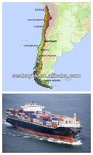 sea freight from china to chile