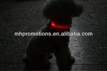 LED flash luminous glow pet dog collar
