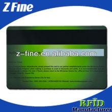plastic business card magnetic stripe seller
