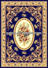 classical blue home decoration livingroom area rug