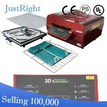 2014NEW heat transfer printing machine 3D vacuum heating