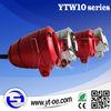 10w 12v/24v aluminum housing IP68 waterproof head light for harly davidson Factory selling Fire Engine LED Fog Light Kit