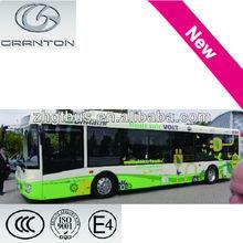 new european certificate Granton electric passenger bus