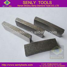 high quality diamond segment for concrete &asphalt