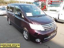 Stock#34490 nissan serena van usada para venda japão rhd