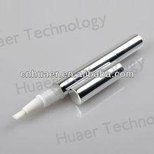 2ml teeth whitening pen   4ml silver Teeth Whitening Pen in loose package